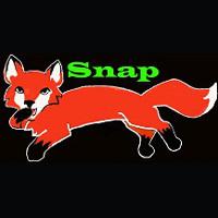 Snap Crepes Logo