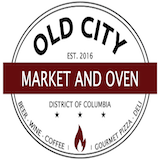 Old City Market and Oven Logo