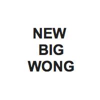 New Big Wong Logo