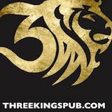 Three Kings Public House Logo