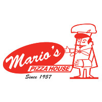 Mario's Pizza House Logo