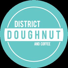 District Doughnut Logo