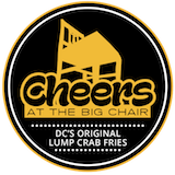 Cheers at The Big Chair Logo