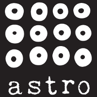 Astro Doughnuts & Fried Chicken Logo