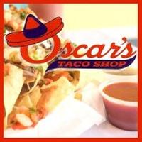 Oscar's Taco Shop Logo