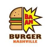 Baam Burger Logo