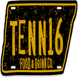 Tenn Sixteen Food & Drink Co Logo