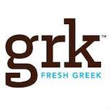 GRK Fresh Greek (H St) Logo