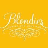 Blondies Coffee And Wine Bar Logo