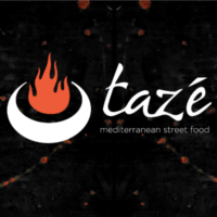 Taze Mediterranean Street Food (Washington Ave.) Logo