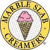 The Marble Slab Creamery Logo
