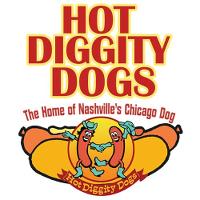 Hot Diggity Dogs Logo