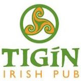 Tigín Irish Pub and Restaurant Logo