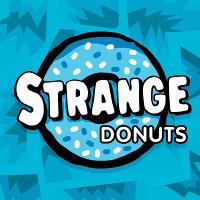 Strange Donuts (Maplewood) Logo