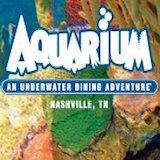 Aquarium Nashville (516 Opry Mills Drive) Logo