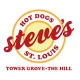 Steve's Hot Dogs On The Hill Logo