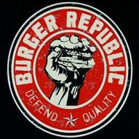 Burger Republic (The Gulch) Logo