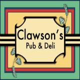 Clawsons Pub & Deli Logo