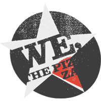 We, The Pizza Logo