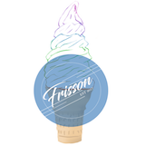 Frisson Soft Serve (1100 Fatherland St #102) Logo
