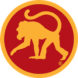 Frothy Monkey (The Nations) Logo