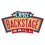Opry Backstage Grill Logo