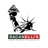Racanelli's New York Pizzeria Logo