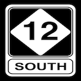 12 South Taproom & Grill Logo