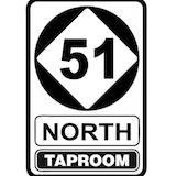 51 North Taproom Logo