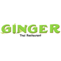 Ginger Thai Restaurant Logo