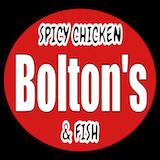 Bolton's Spicy Chicken & Fish Logo
