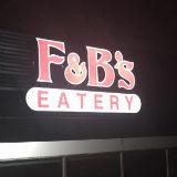 F & B's Eatery Logo
