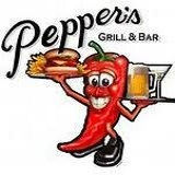 Pepper's Bar & Grill Logo
