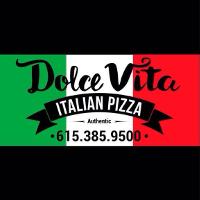 Dolce Vita Pizza Logo