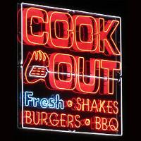 Cookout Logo