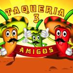 Taqueria 3 Amigos Logo
