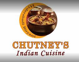 Chutneys Indian Cuisine Logo