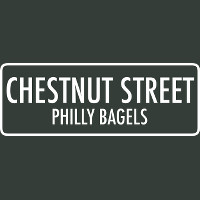 Chestnut Street Philly Bagels Logo