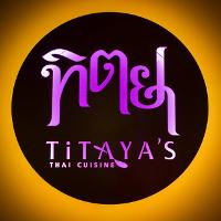 Titaya's Thai Cuisine Logo