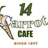 14 Carrot Cafe Logo
