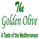 The Golden Olive Logo