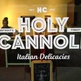Holy Cannoli Logo