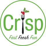 Crisp (3901 N. Williams) Logo