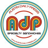 Austin Daily Press (Martin Luther King Jr. Blvd.) Logo
