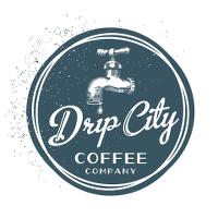 Drip City Coffee Co Logo