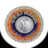 G'Raj Mahal Cafe & Lounge Logo