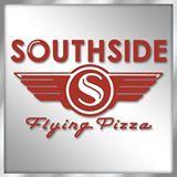 Southside Flying Pizza (Cesar Chavez) Logo