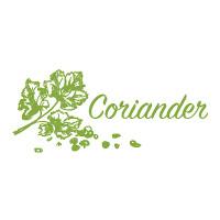 Coriander Indian Cuisine Logo