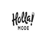 Holla-Mode Ice Cream Logo