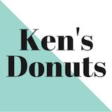 Ken's Donuts Logo